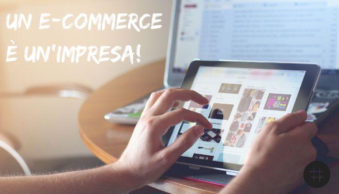 Se vuoi aprire un e-commerce, il sito è l'ultimo dei tuoi problemi. Vediamo insieme quali sono gli elementi da valutare in fase di avvio della tua attività.