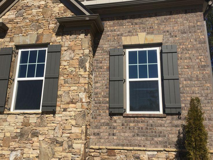 Marshton Brick Mortar Coosa Gray Ea Homes In 2019