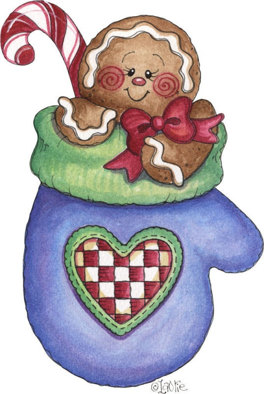 *A MITTEN...filled with love!
