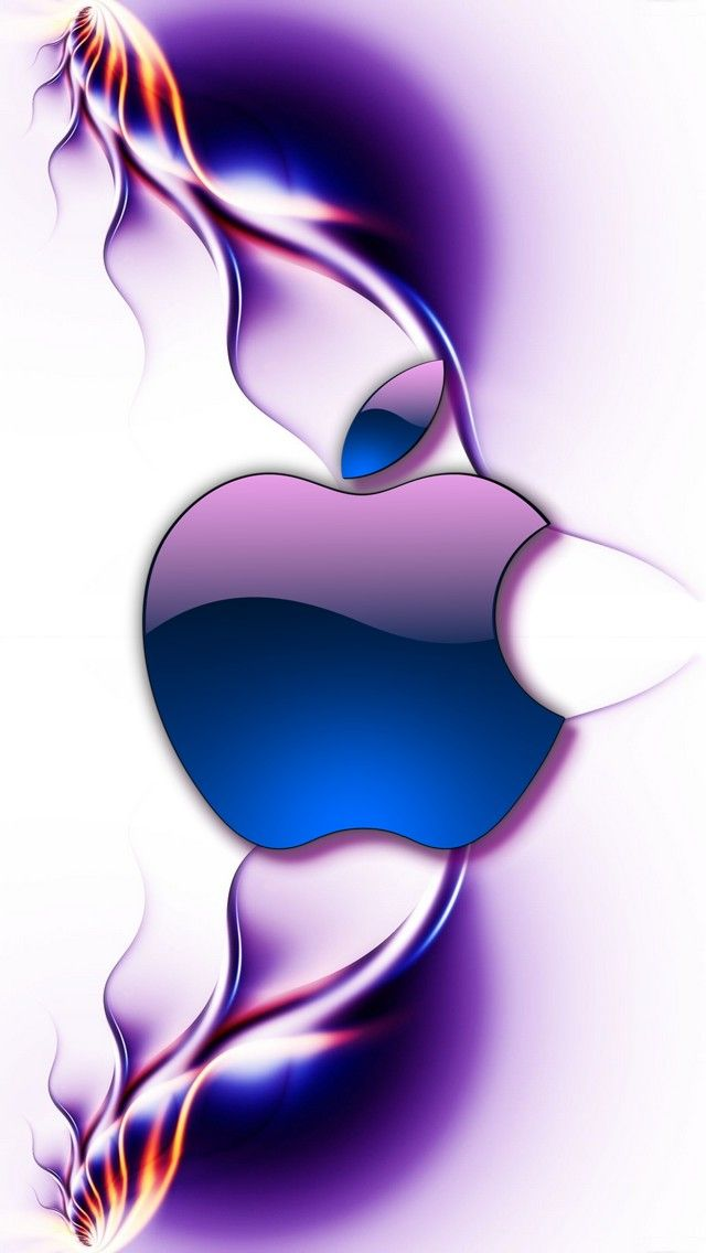 pastel apple Apple iPhone 5s home screen wallpapers available for free download.