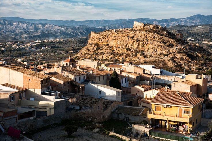 Busot l'espagnole et sa vallée : Les plus beaux villages d'Europe - Linternaute