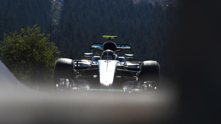 Großer Preis von Belgien: Rosberg holt sich Pole in Spa
