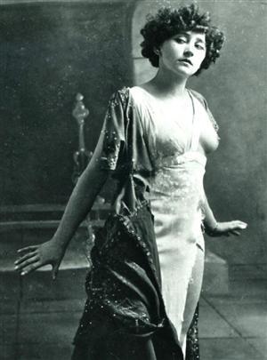 """Colette dans """"La Chair"""""""