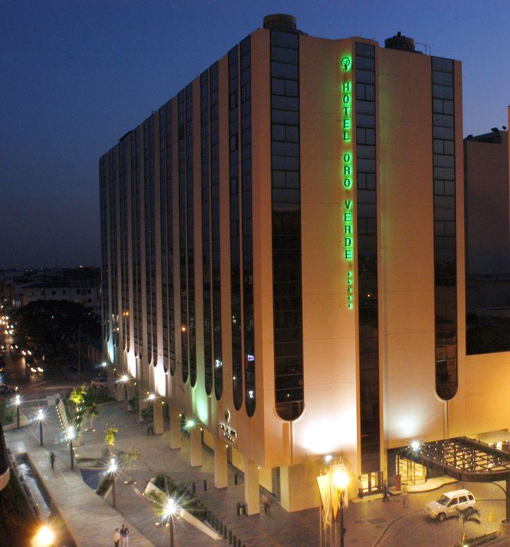 #OroVerdeHotels: Este hotel de 5 estrellas se encuentra en el distrito comercial y de ocio de #Guayaquil, Ecuador y ofrece piscina al aire libre, spa con bañera de hidromasaje y gimnasio. También dispone de 4 restaurantes.