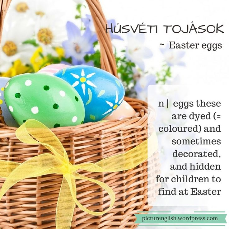 Easter eggs / Húsvéti tojások