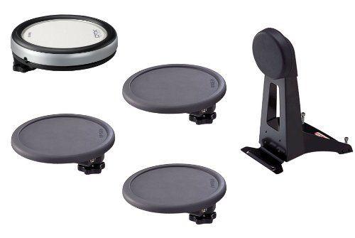 yamaha dtp520p electronic drum pad set by yamaha pad set for dtx520k 520sp 530k 550k. Black Bedroom Furniture Sets. Home Design Ideas