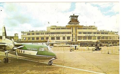 Dublin airport early 1960s