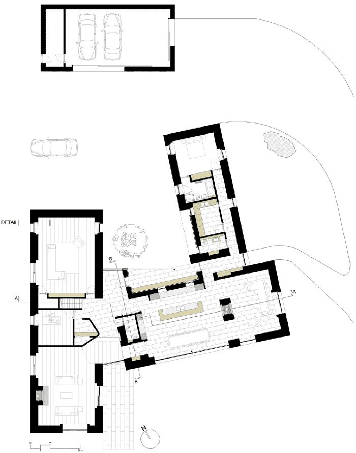 383 best floorplans images on pinterest vintage houses House Plans Irish Homes set within the rural surrounds of blacksod bay in west mayo, ireland lies a family home inspired by, and designed around, its rugged surrounds house plans irish homes
