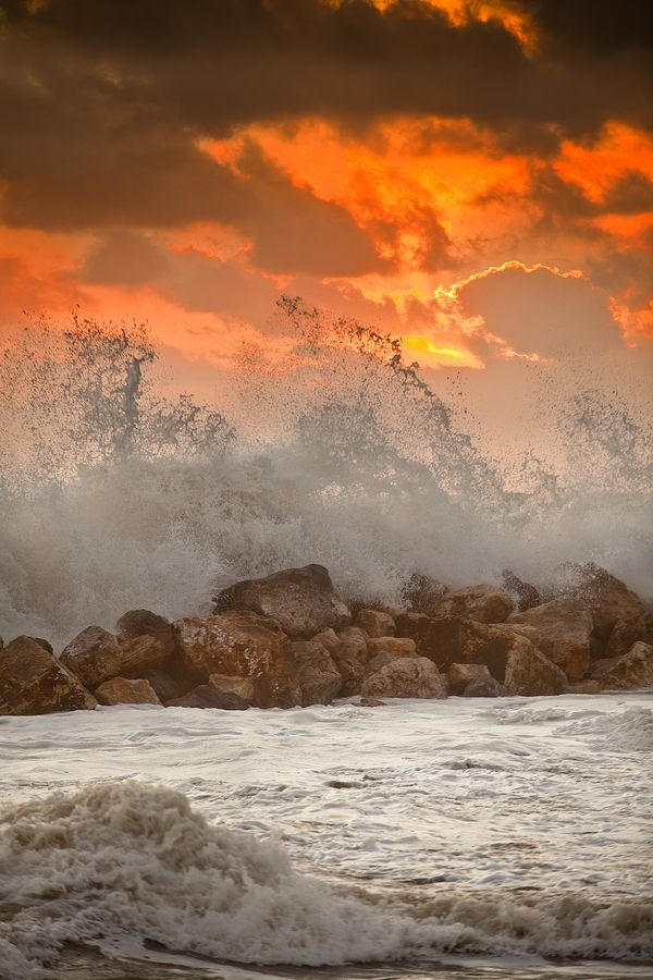 ✯ Foamy Sunset