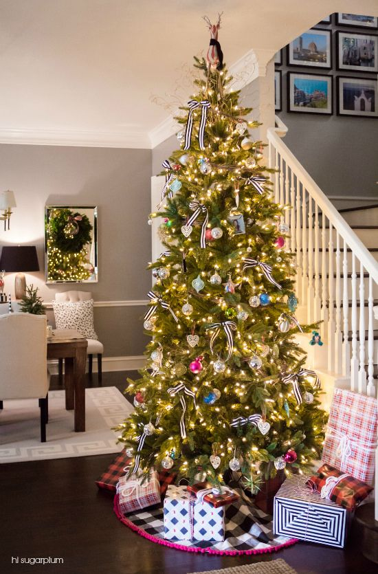 149 best christmas trees images on pinterest christmas for Christmas decorations home goods