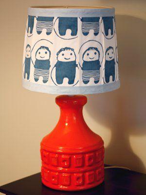 Cute Bedside lamp