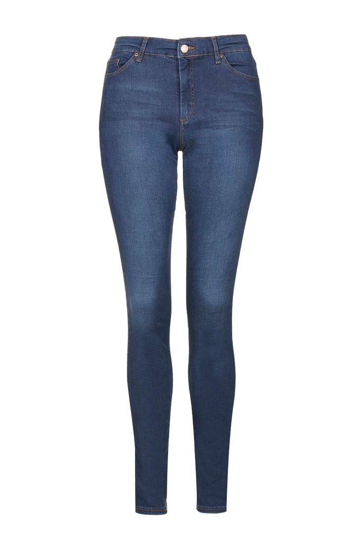 MOTO Indigo Leigh Jeans