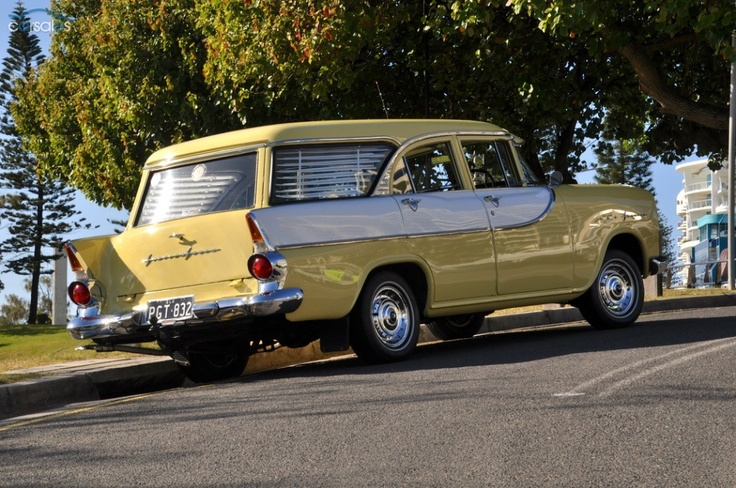 1960 Holden FB Special FB - THE ONE