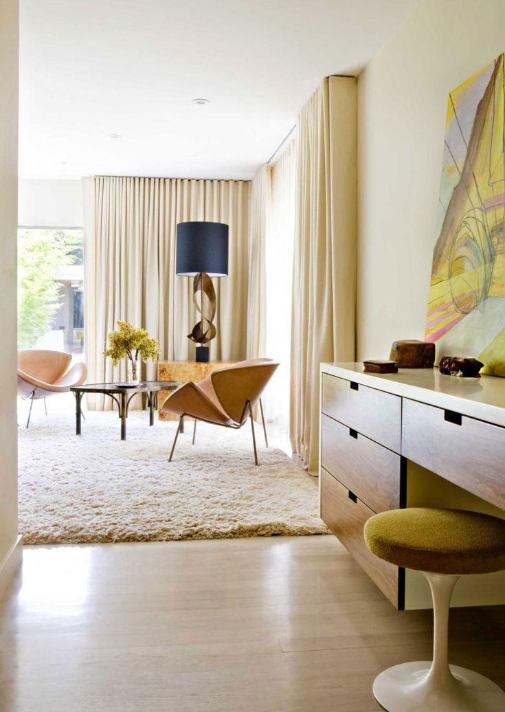 mid century modern master bedroom pinterest