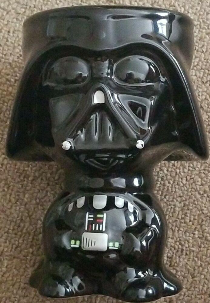 Star Wars Galerie 3 D 3d Collector Cup Coffee Mug Goblet Darth Vader Full Body Ebay In 2020 Mugs Star Wars Cup Goblet