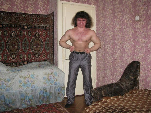 Brilliantly Ridiculous Photos from Russian Dating Sites | Helablog