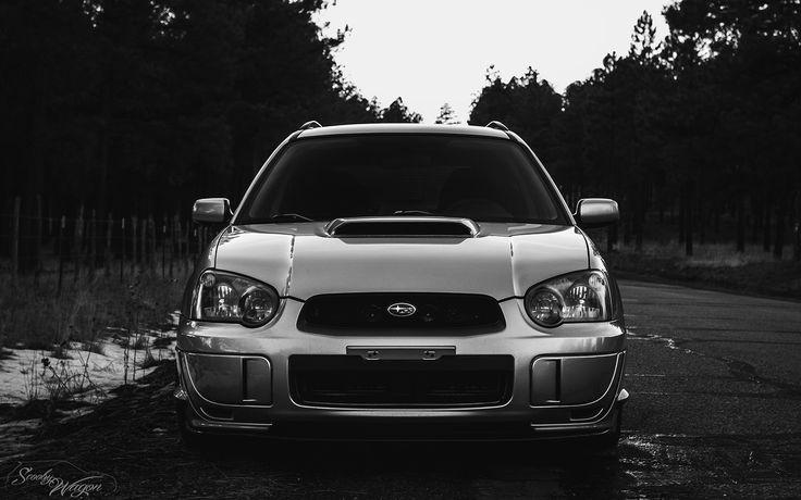 https://flic.kr/p/B8HaKS | Hello Beautiful | 2005 Subaru WRX Wagon