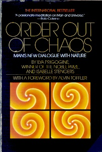 Order Out of Chaos: Man's New Dialogue With Nature, by Ilya Prigogine. Fascinating book by one of the early researchers of complex dynamic systems.