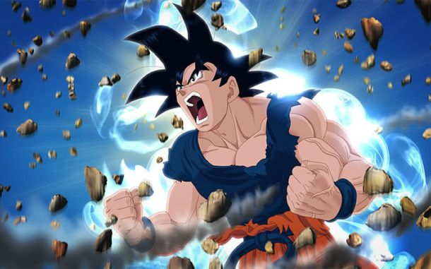 Free Son Goku Dragon Ball Z Fresh New Hd Wallpapers