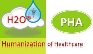 H2O (Humanization of Healthcare) by allowing  people to access their best treatments in a smooth way through their PHA