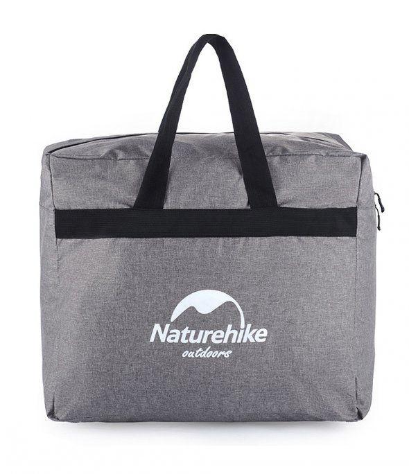[Naturehike]]멀티백 45L (라이트그레이)는 네이처하이크에서 출시한 다용도 수납가방입니다. 초경량의 넉넉한 수납공간을 자랑하는 제품으로 아웃도어 활동시 활용도가 높습니다.