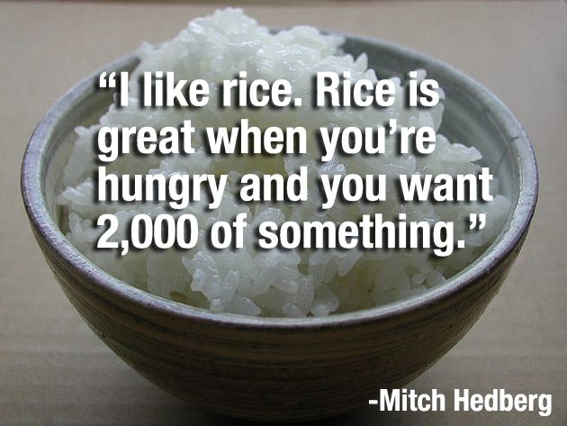 This month would have marked Mitch Hedberg\'s 46th birthday. The American stand-up comedian earned a cult following for his dry delivery of matter-of-fact one liners —many of which were food-related. To honor the legendary comedian, we decided to celebrate his birthday by sharing his top 30 food jokes.