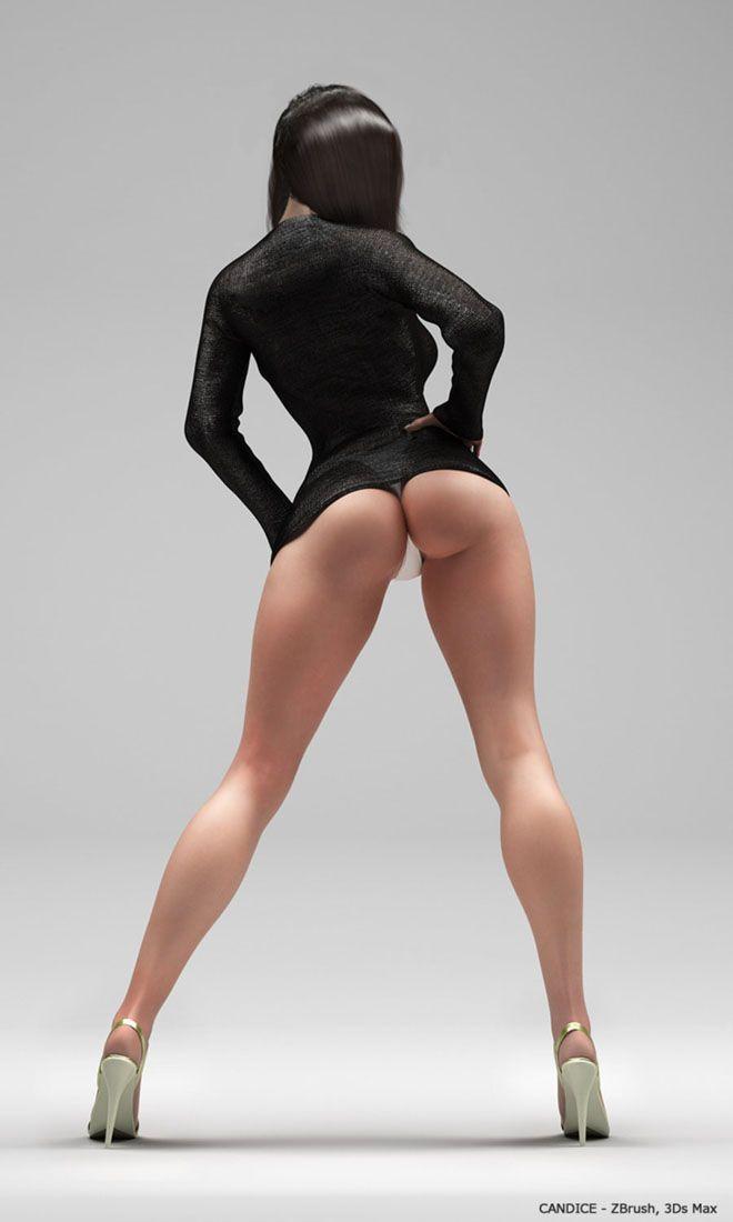 mia kirshner ass naked