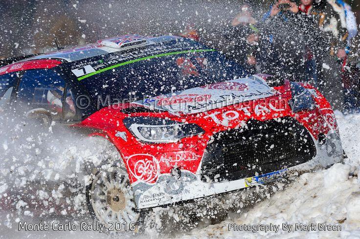 https://flic.kr/p/DvTYft | WRC Monte Carlo Rally 2016 | WRC Monte Carlo Rally 2016