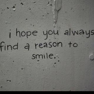 Smile, smile, smile !!!