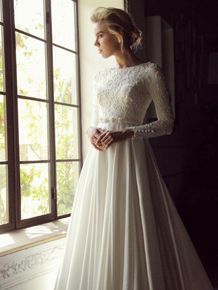 Wedding dresses Chana Marelus Autumn-Winter 2015-2016
