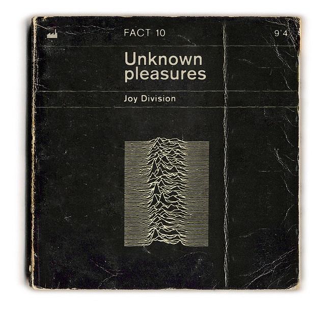 Joy Division / Unknown Pleasures