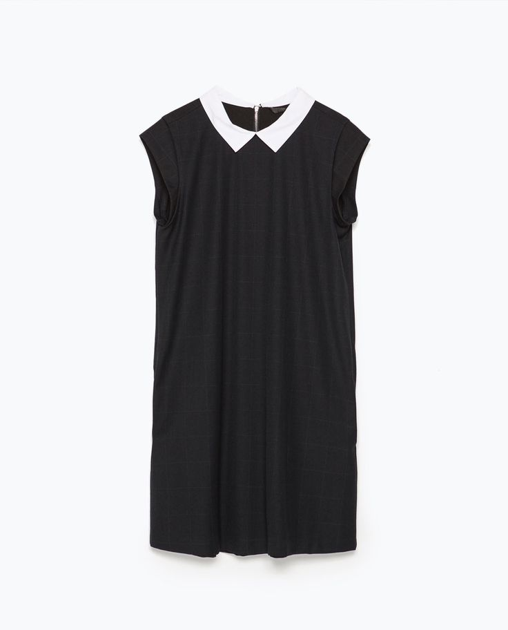 CHECK DRESS-View all-Dresses-WOMAN | ZARA China