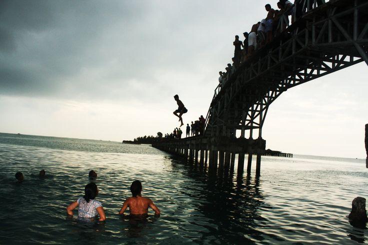 if you jump, i'll jump