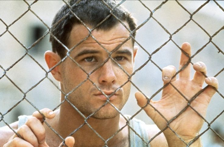"Brad Davis in ""Midnight Express"" - haunting."
