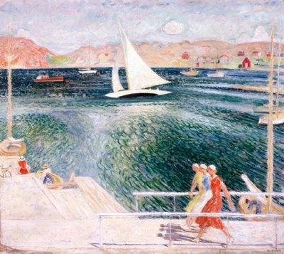 Arne Kavli (1878 – 1970):