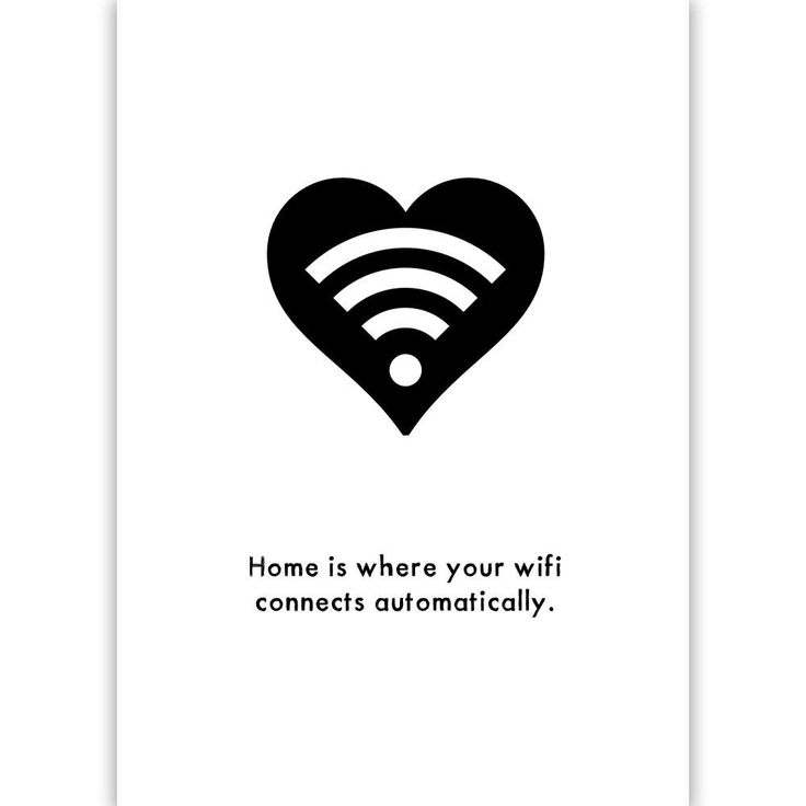 Card - Wifi | NZ New Zealand - Buy Online - Gift Ideas for Christmas, Birthday & Anniversary | The Red Dog Gift Shop | Motueka, Nelson