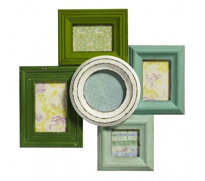 Nordal Five Picture Memory Frame