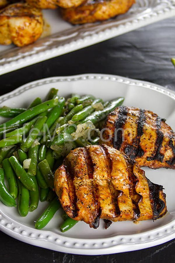 Hickory Grilled Rodeo Chicken Easy Recipes Lunch Recipe Best Lunch Recipes Easy Lunch Recipes Easy Chicken Recipes