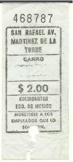 ESQUINA-BAJAN (Autobuses Urbanos Históricos de México): LINEAS DE AUTOBUSES DE CD. NEZAHUALCOYOTL