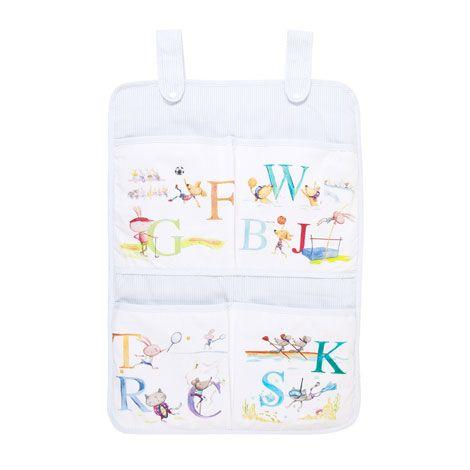 M s de 1000 ideas sobre monograma de la cuna del beb en pinterest nombres de ni as beb s - Organizador de cuna ...