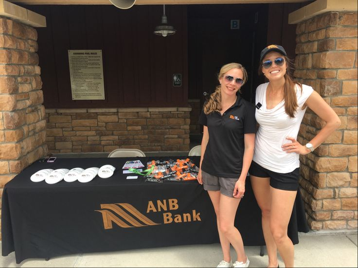 ANB Bank is pleased to be the corporate sponsor of events at @The Meadows in Castle Rock, CO! We are having fun in the sun at The Grange Pool Bash today! The event features a live DJ, games and ice cream! Member FDIC/Equal Housing Lender