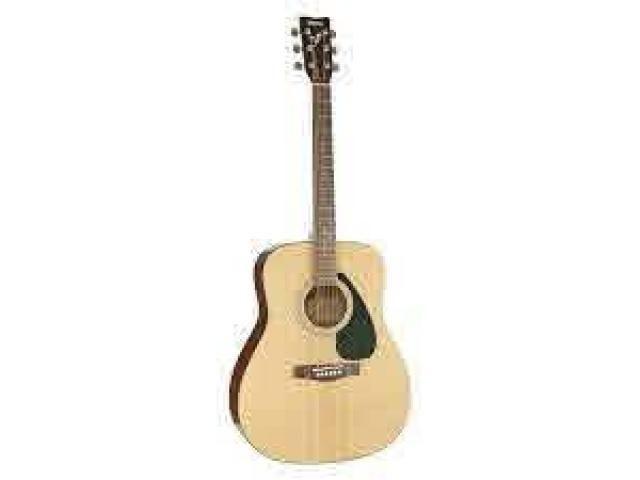 Yamaha F310 Acoustic Guitar In 2020 Guitar Acoustic Guitar Yamaha F310
