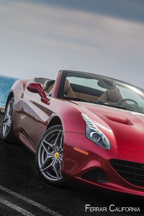 The Ferrari California Top Speed 196mph Ferraricaliforniaturbo