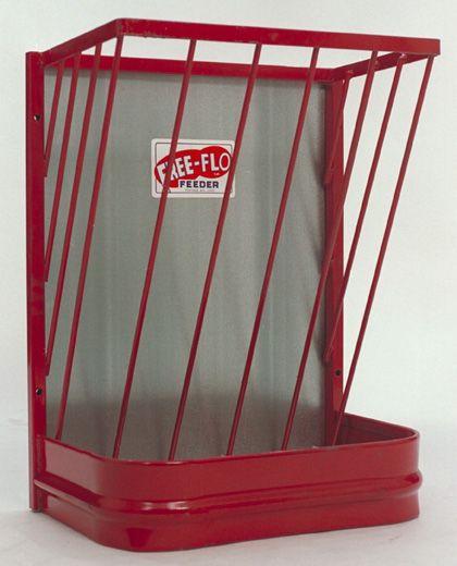 Stall Feeders Hay Wall Feeder Model Wf2414 The Free Flo