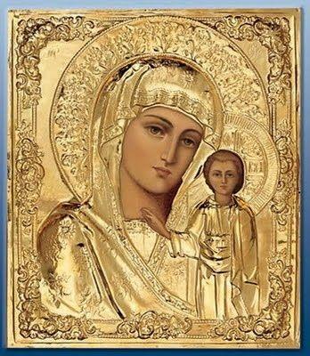 иконы казанской божьей матери - Поиск в Google