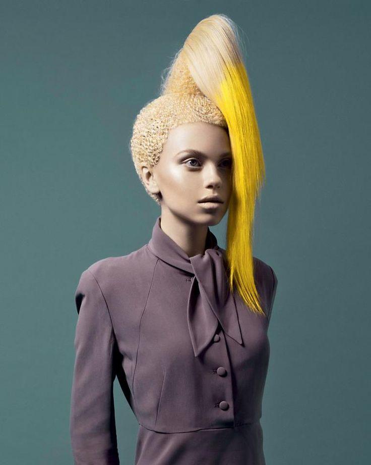 Hair: Johanna Cree Brown @ Trevor Sorbie