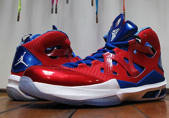 wholesale dealer 1c9a0 c9f33 Jordan Melo M9 University Red White Game Royal 599338 607 Best Sneakers,  Jordan Shoes,