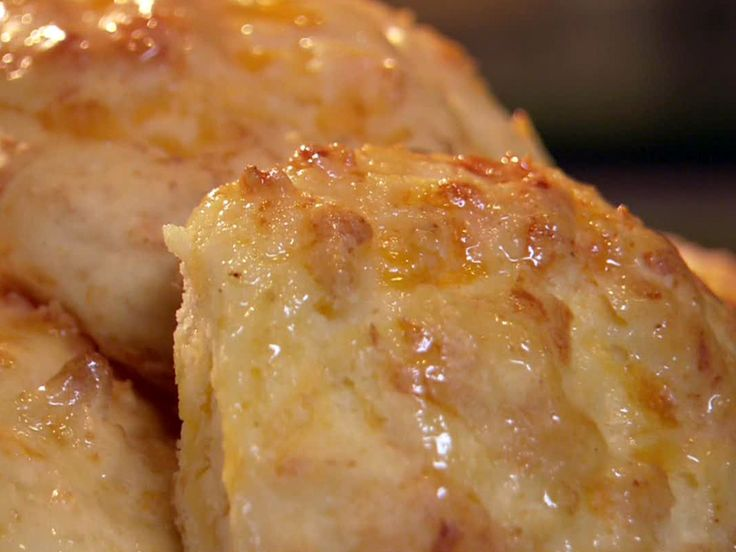 The Lady and Sons Cheese Biscuits recipe from Paula Deen via Food Network