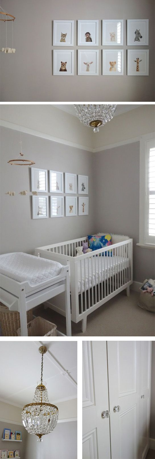 Nursery Design: Eliza Rose.