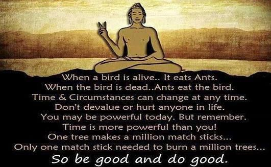 Be Good and do Good.. Cheer Up....